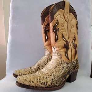 Frye Python Boots